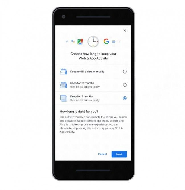 Google Soon to Allow Users to Auto-Delete Location History 2