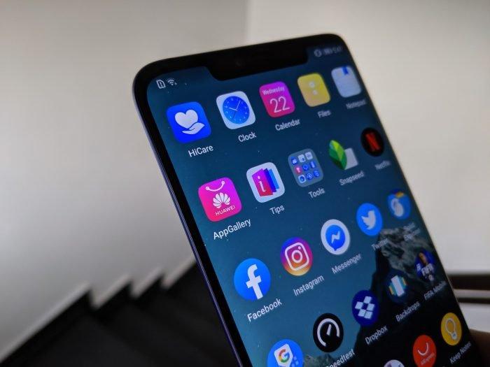 Huawei App Gallery - Huawei Mate 20 Pro