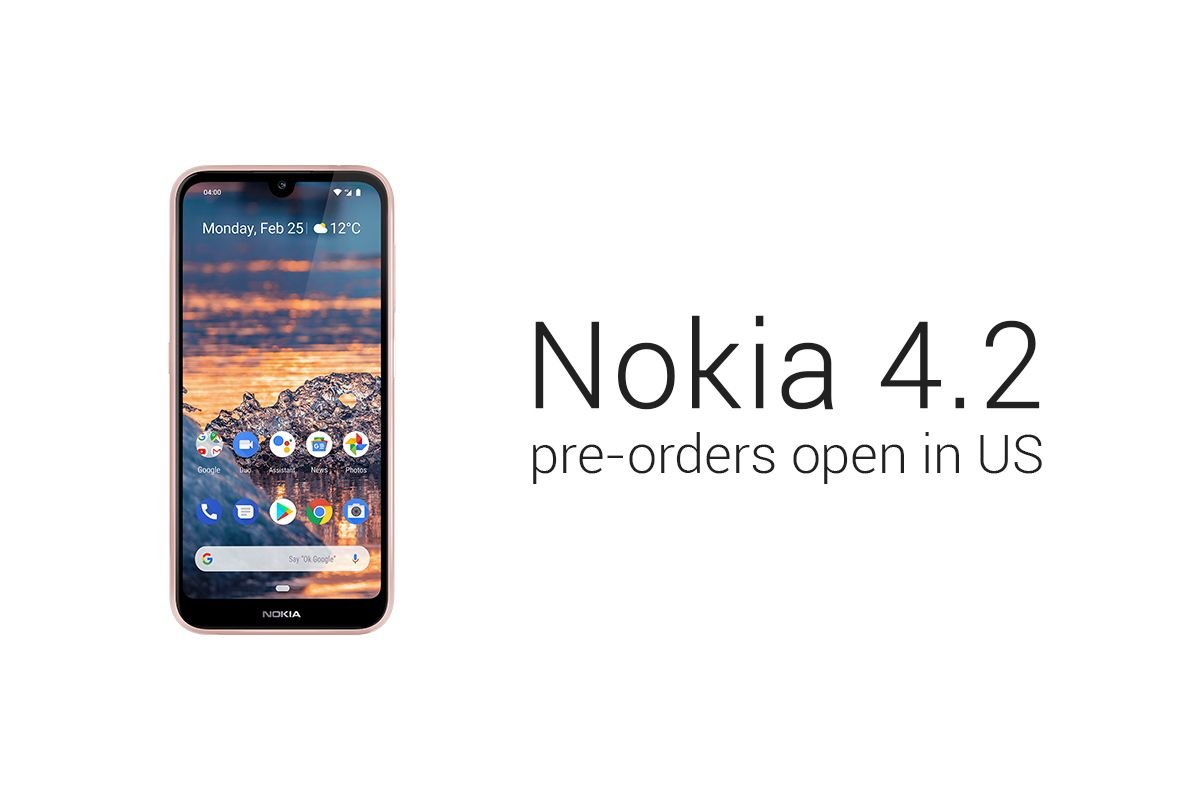 Nokia 4.2 Launching on May 14th in US - Pre-Orders Open 1
