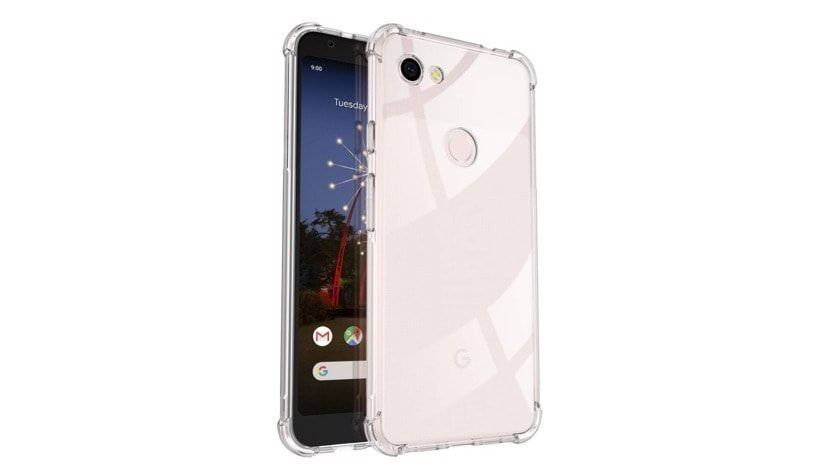 Best Google Pixel 3a XL Clear Cases Collection 13