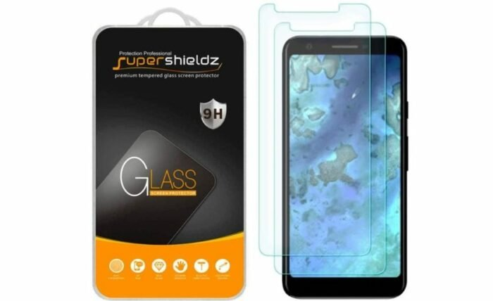 Supershieldz Screen Protector for Google Pixel 3a