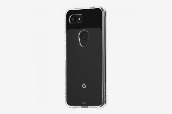 Google Pixel 3a XL, Clear Cases / Covers