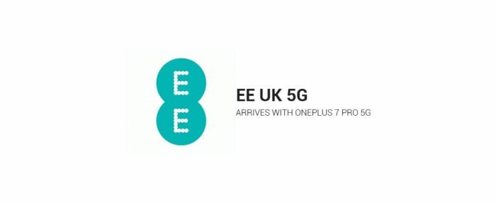 EE UK, 5G Network