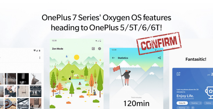 OnePlus 7 Pro Features Soon to Arrive on OnePlus 5, OnePlus 6 Phones 11