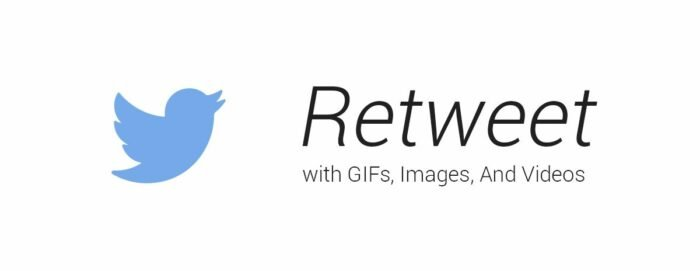 Twitter Retweets, GIFs, Images, Videos