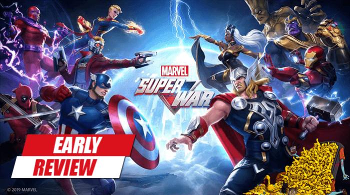 Marvel Super War, PC / Mac
