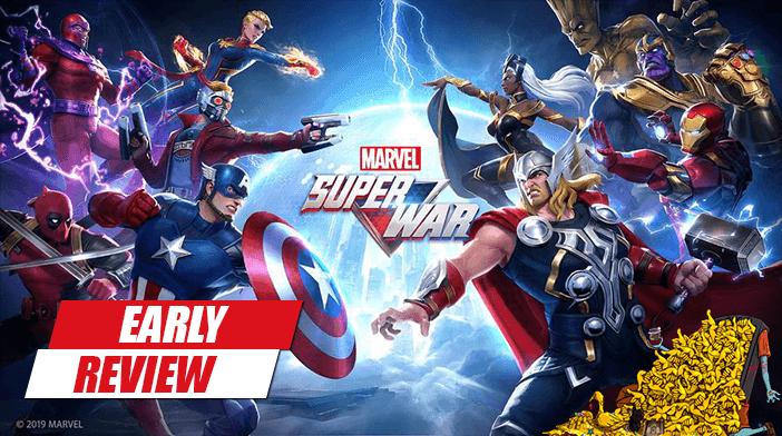 Play Marvel Super War on PC - Windows and Mac 1