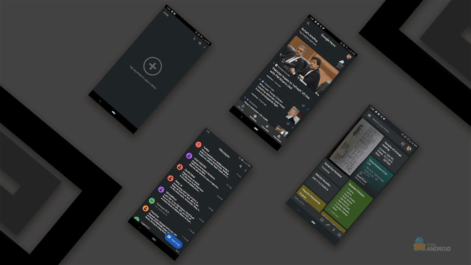 How to Enable Dark Mode on All Google Apps 1