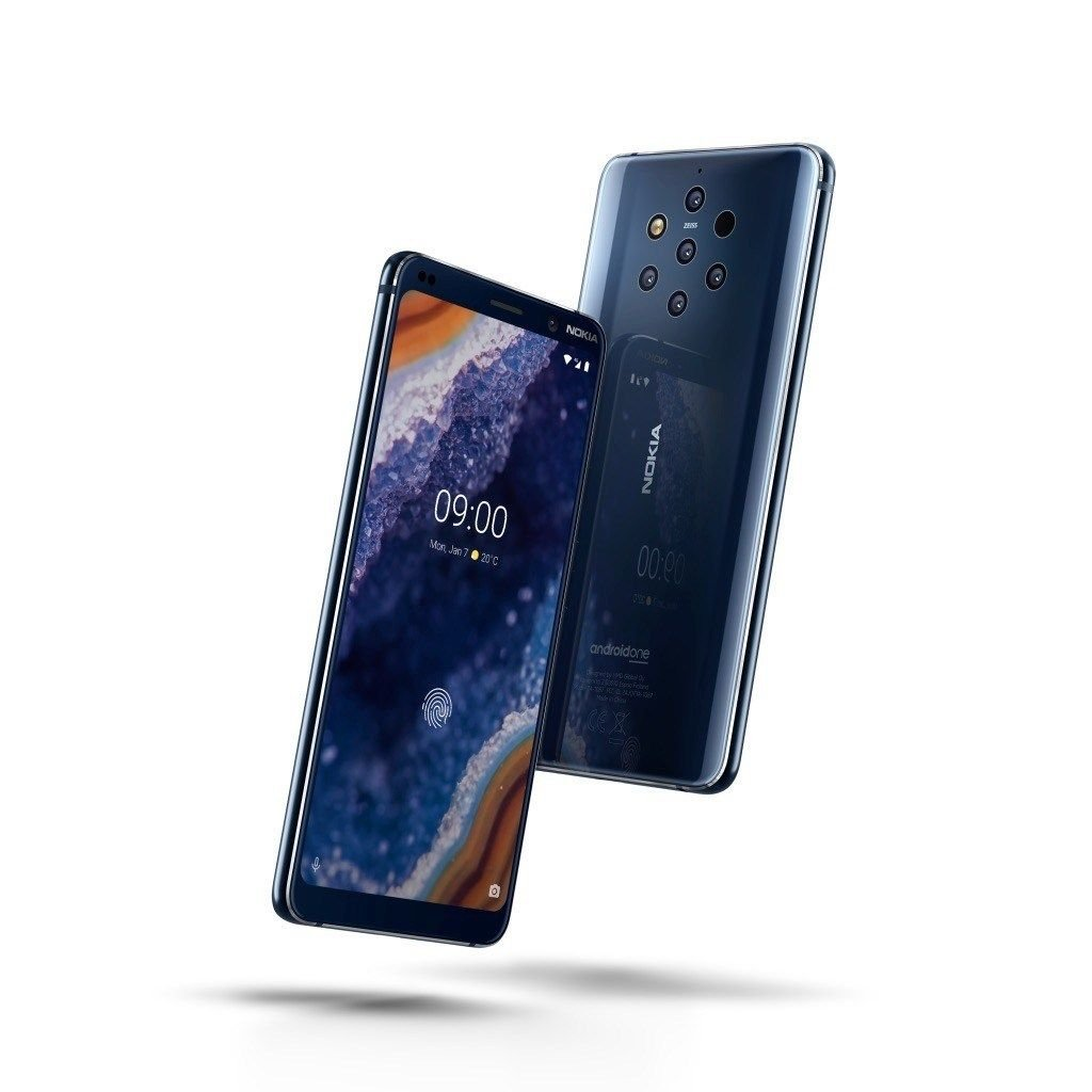 Download Nokia 9 PureView Ringtones [Official Collection]