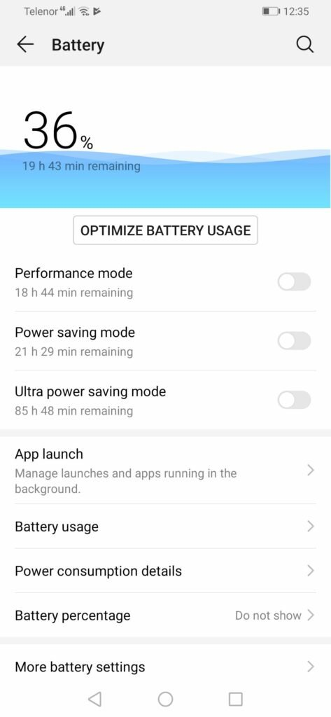 Huawei Y9 Prime 2019 Review: Full Screen Experience 52