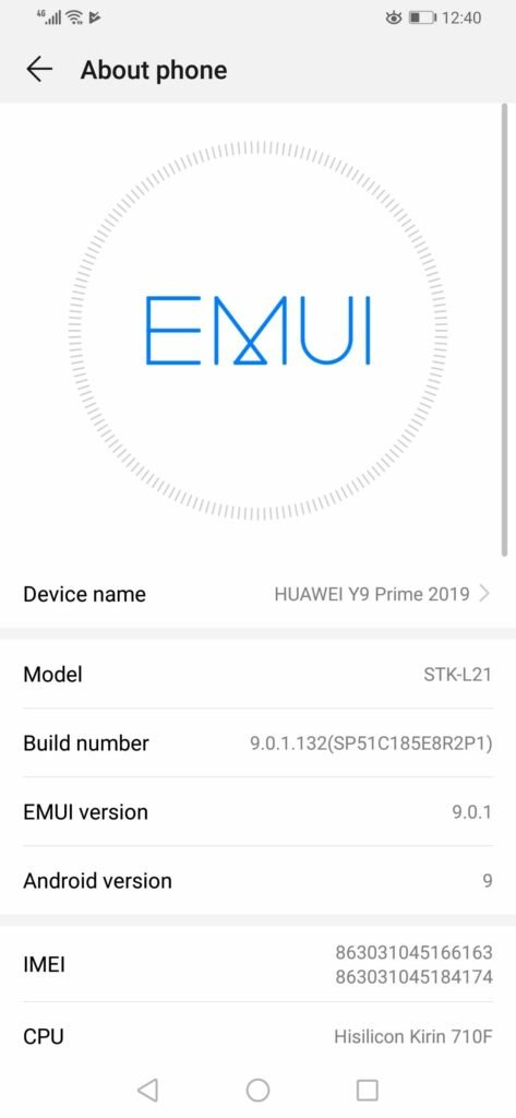 Huawei Y9 Prime 2019 Review: Full Screen Experience 49