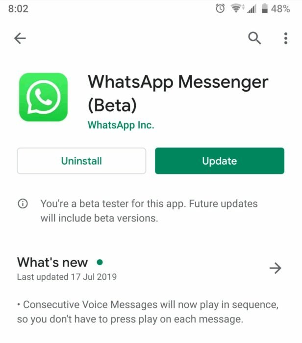 How to Fix WhatsApp Not Working - Common Issues 11