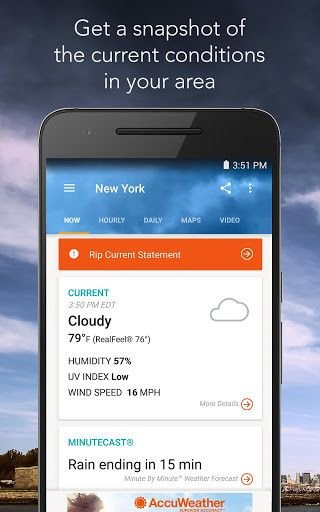 Best Weather Apps to Install on Android 11