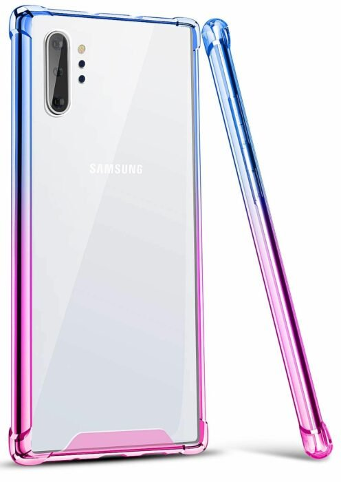 Best Clear Cases for Samsung Galaxy Note 10+ 15