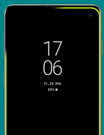How to Add Notification LED on Samsung Phones - aodNotify 2.0 1