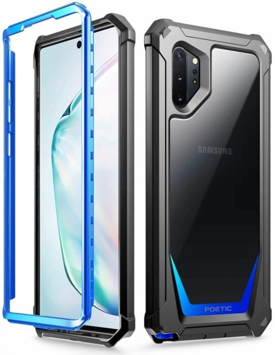 Best Clear Cases for Samsung Galaxy Note 10+ 12