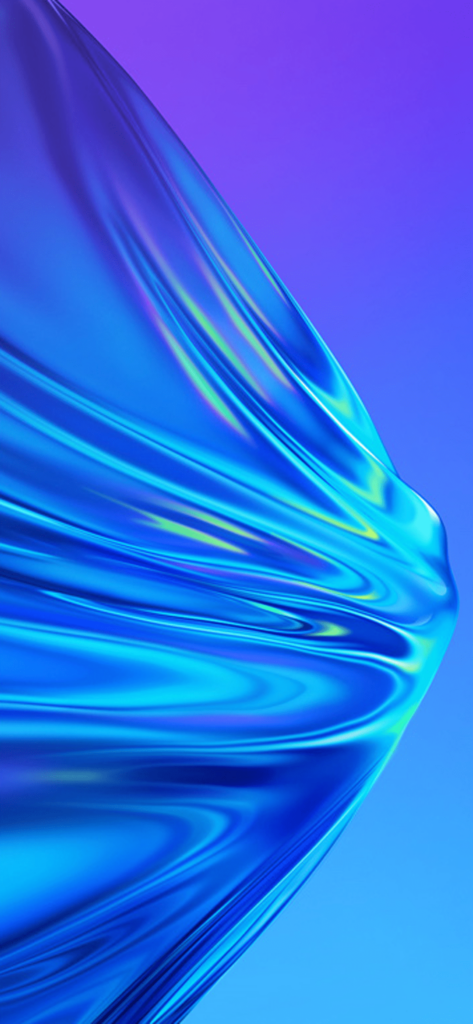 Download Official Realme 5 / Realme 5 Pro Wallpapers 9