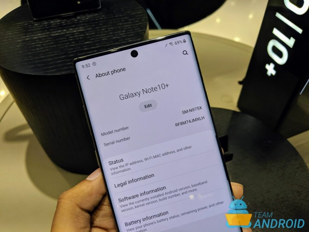 HOW TO: Install Samsung Galaxy Note 10 / Note 10+ September