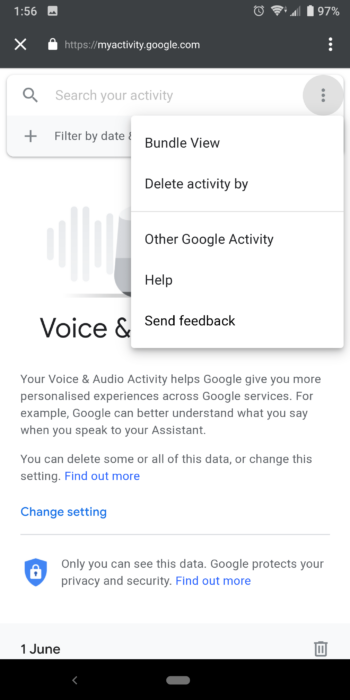 How to Delete Google Assistant Audio Recordings from Home Speakers 17