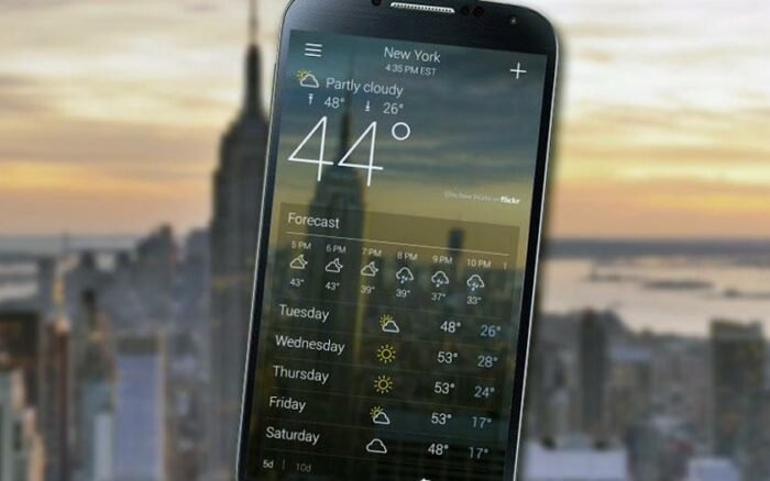 Best Weather Apps, Android