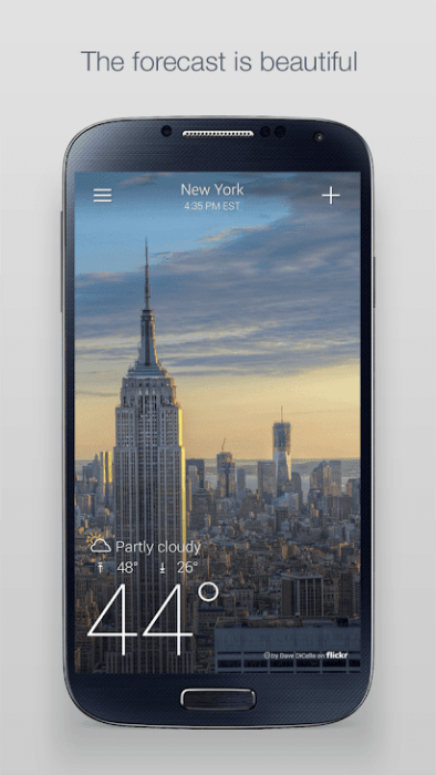 Best Weather Apps to Install on Android 13