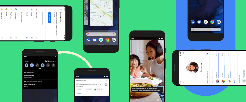 Android 10 for Google Pixel Phones: Download Factory Images – Stable Android Q
