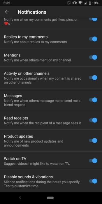 How to Schedule YouTube Notifications on Android - Scheduled Digest 11
