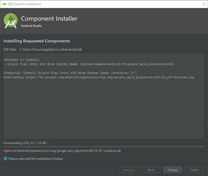 How to Install Android 10 on PC with Android Studio Emulator 15