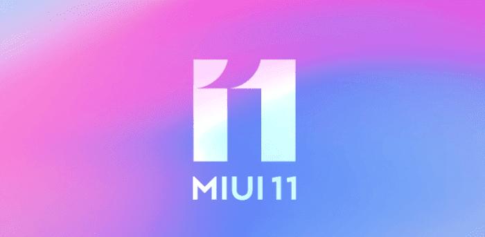 MIUI 11 Rollout India