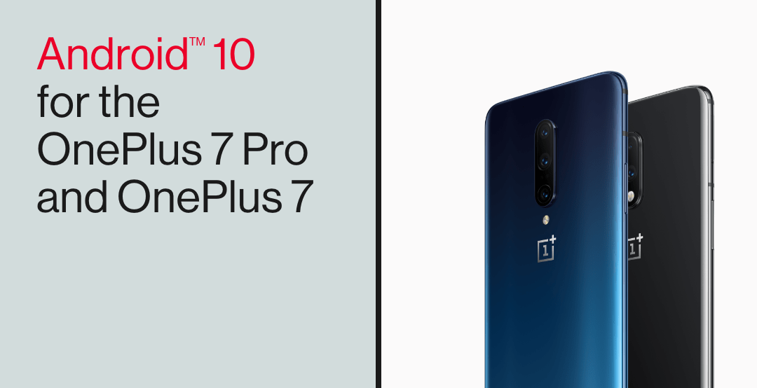 Download OnePlus 7 / OnePlus 7 Pro OxygenOS 10 - Official Android 10 Update 1