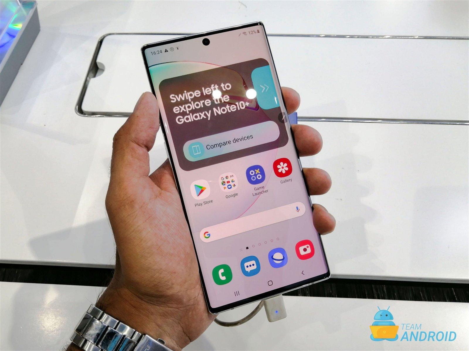 June 2020 Update, Samsung Galaxy Note 10, Note 10 Plus