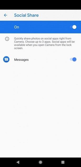 Download Google Camera 7.1 APK with Social Share, New UI 10