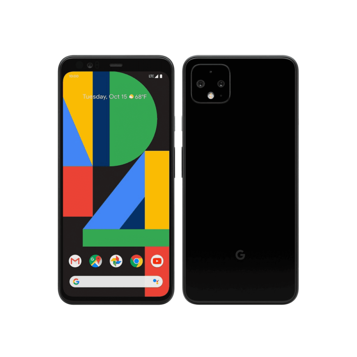 Enter Fastboot Mode, Google Pixel 4 / Pixel 4 XL