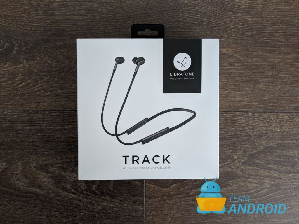 Libratone Track+ Box - Wireless earphones with Active Noise Cancellation