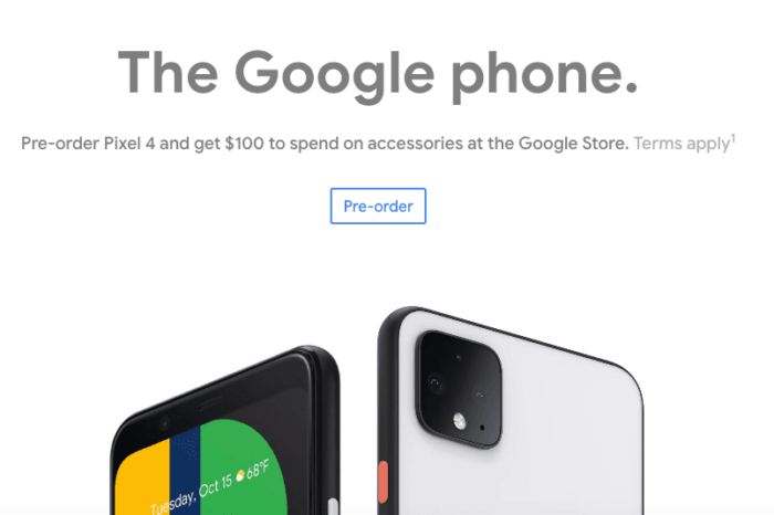 Where to Buy Google Pixel 4 and Pixel 4 XL in US 9