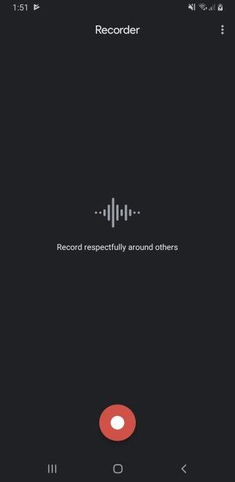 Download Pixel 4 Voice Recorder