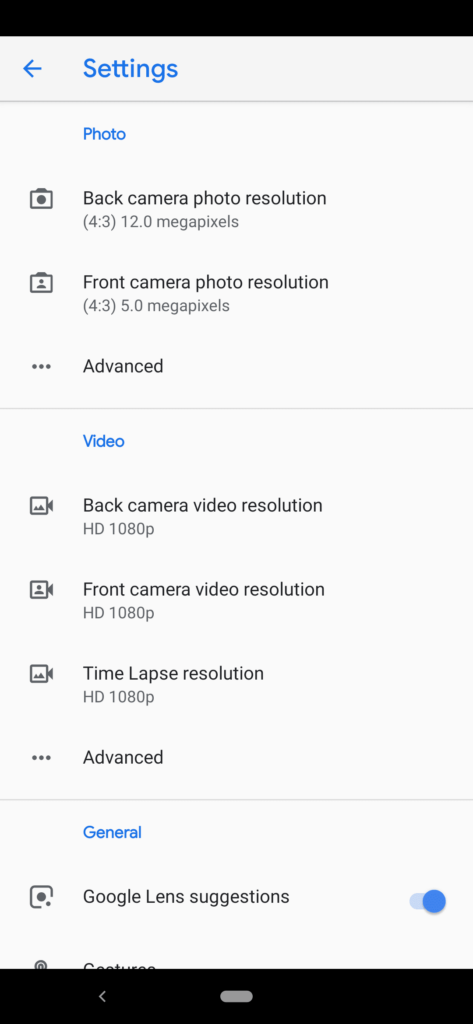 Download Google Camera (GCam Mod) for Nokia 7.2 18