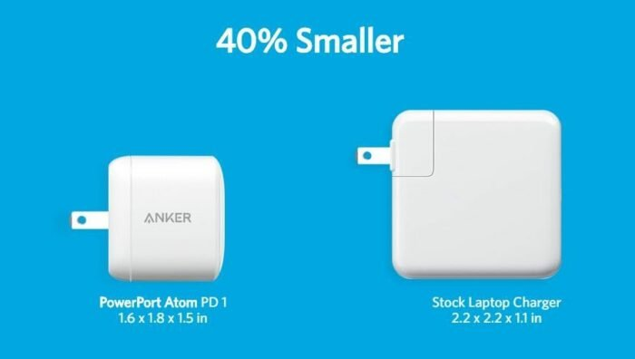 Anker PowerPort Atom PD 1 Charger Review - Small Size, High Power 13