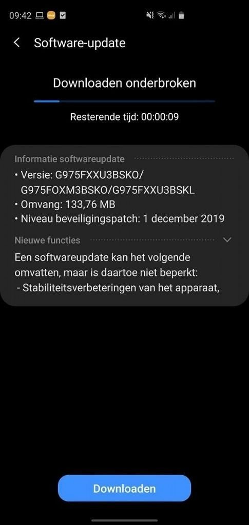 Samsung Galaxy S10 Receiving One UI 2.0 Android 10 Stable Firmware Update 2