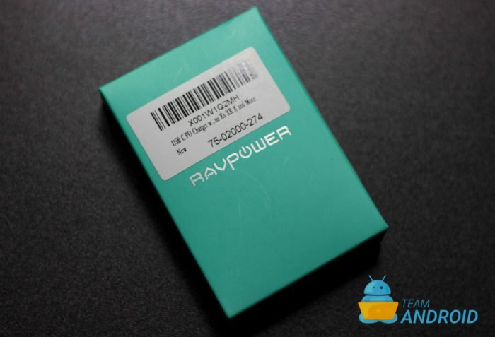 RAVPower 45W GaN USB-C PD Adapter