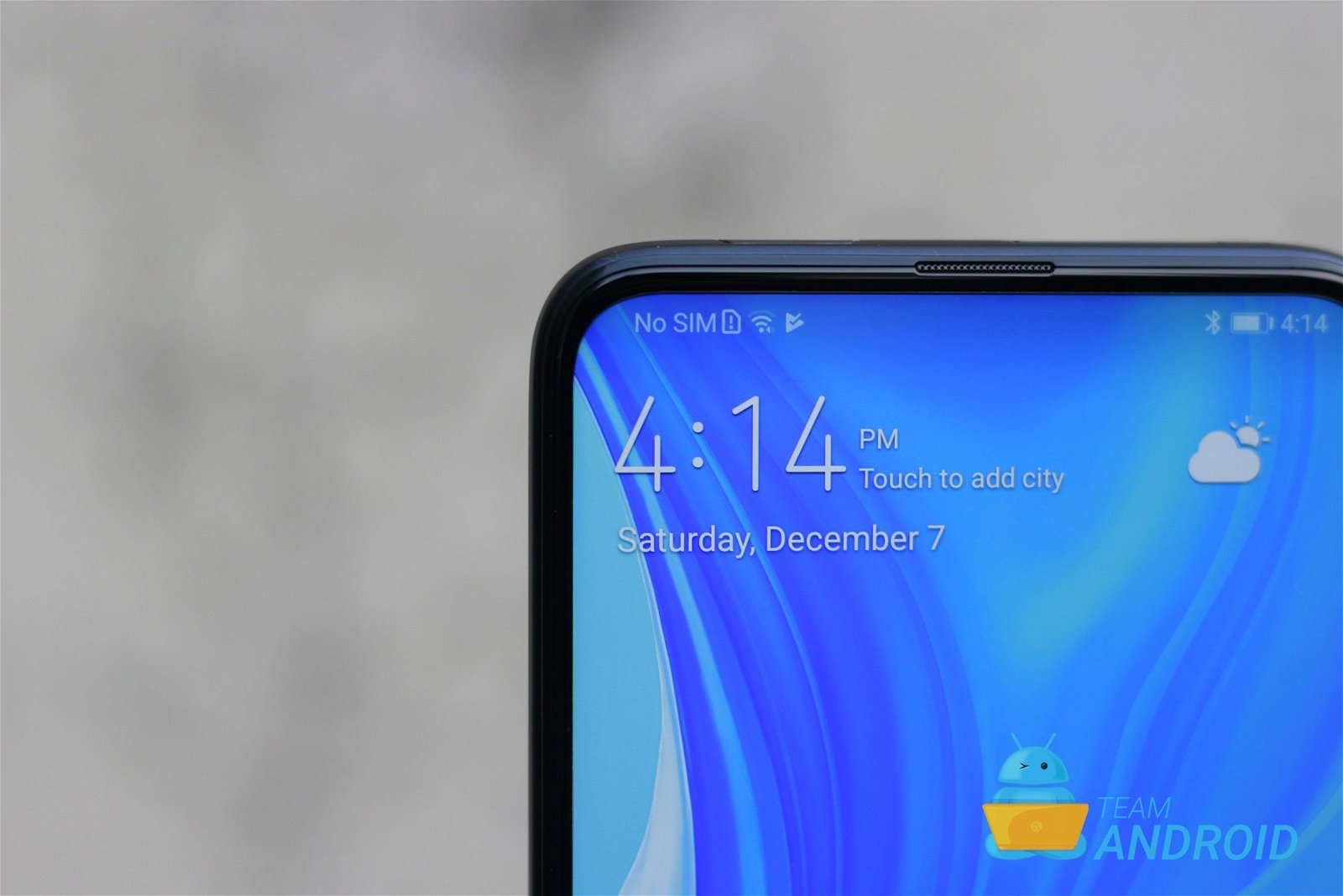 How to Enable Gesture Navigation on Huawei Y9s 4