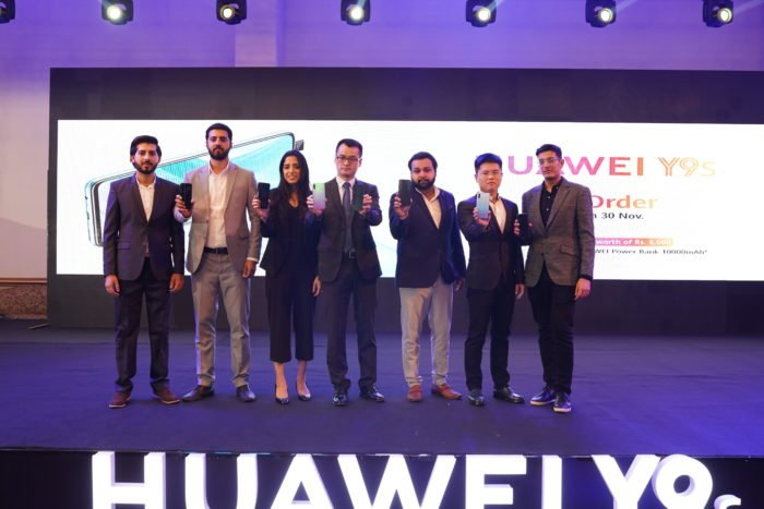 Huawei Y9s Launch Event
