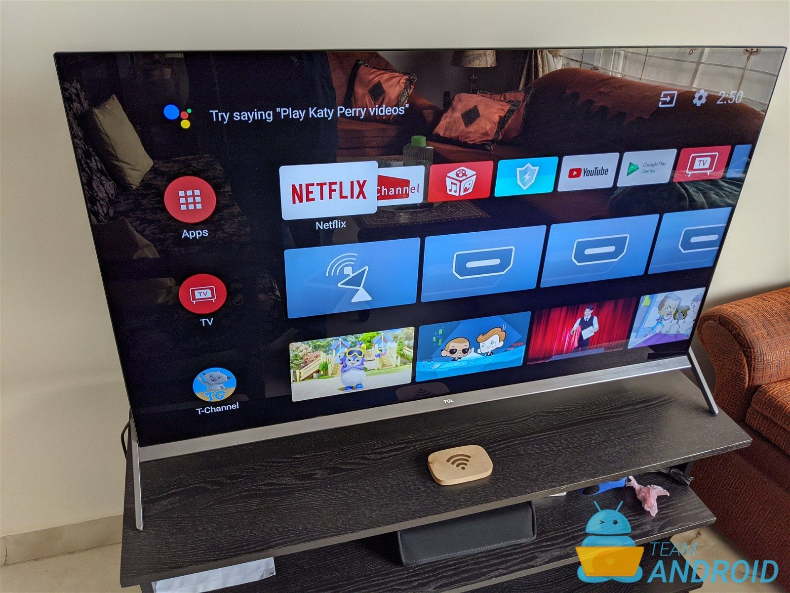 TCL P8S Android TV