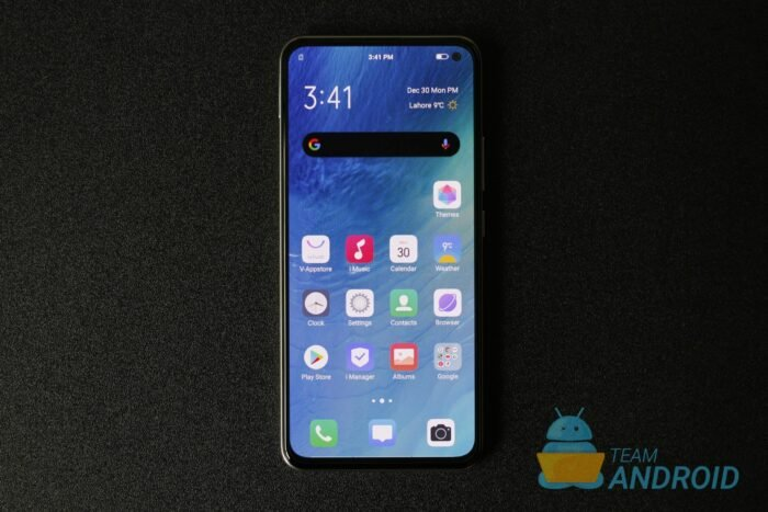 Vivo V17 review cover photo