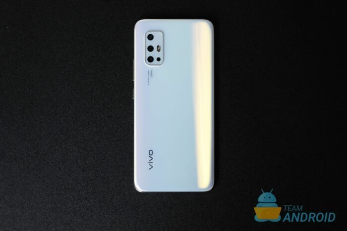 Vivo V17 - Back side