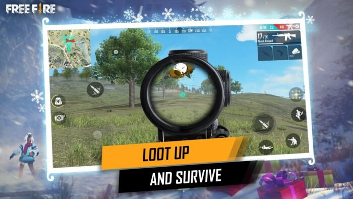 How to Play Free Fire Winterlands on PC and Mac