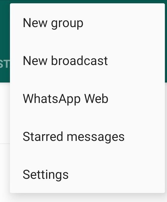 How to Backup WhatsApp Messages 11