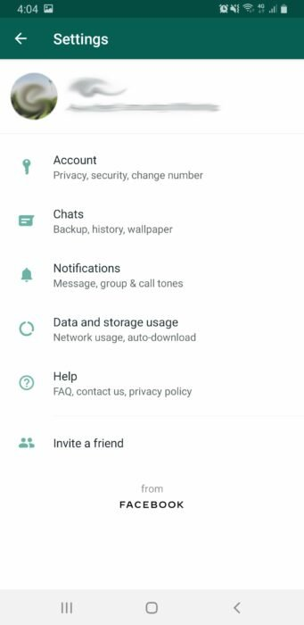 How to Backup WhatsApp Messages 12