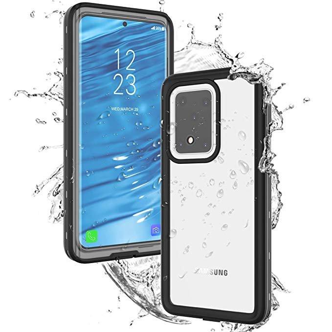 Is Samsung Galaxy S20 Waterproof? 8