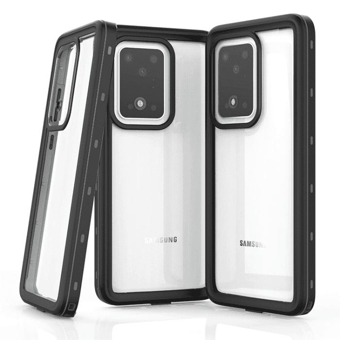Is Samsung Galaxy S20 Waterproof? 6